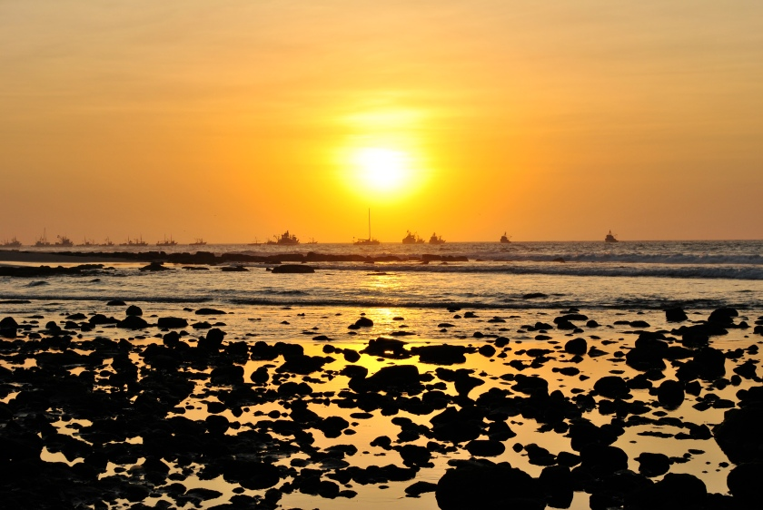 Mancora-sunset